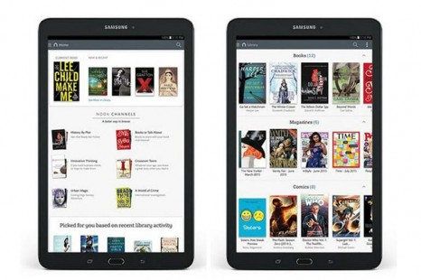 Barnes & Noble and Samsung launch Galaxy Tab E Nook