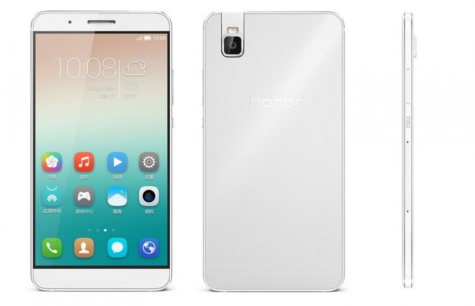 Huawei releases Honor i7 under different name in Europe