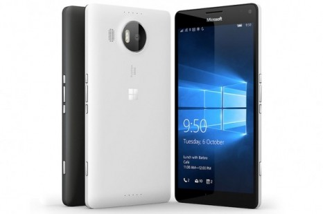 Microsoft announces Lumia 950XL, 950 and 550 smartphones