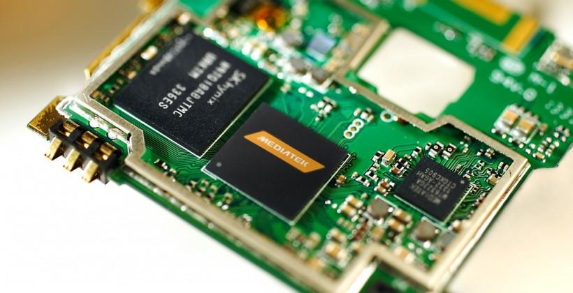 MediaTek controller
