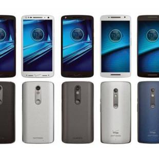 Motorola presents the Droid Turbo 2 and Droid Maxx 2 smartphones