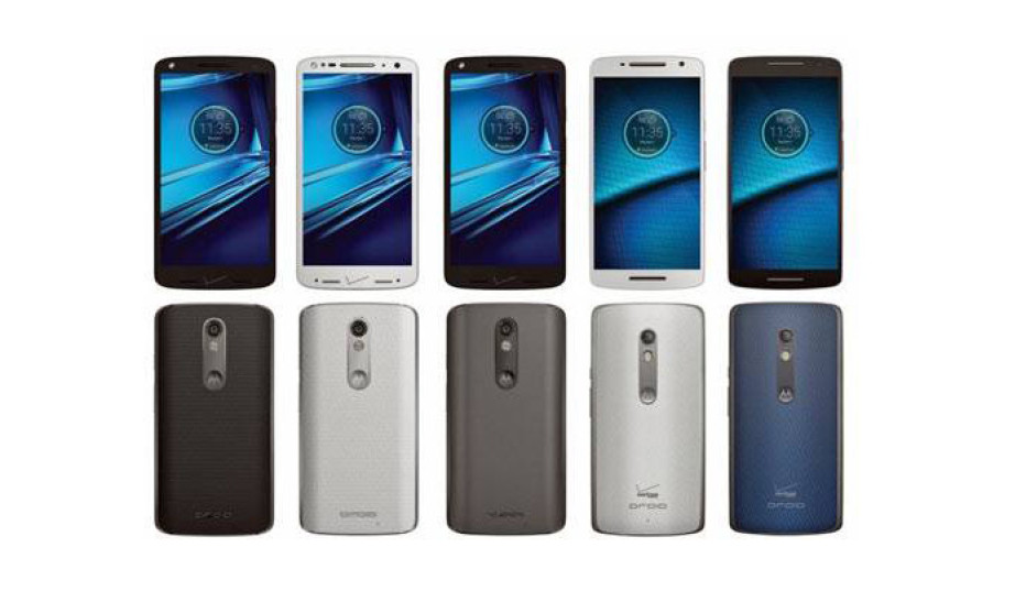 Motorola presents the Droid Turbo 2 and Droid Maxx 2 smartphones