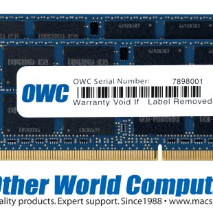OWC offers memory upgrades for newly launched iMacs