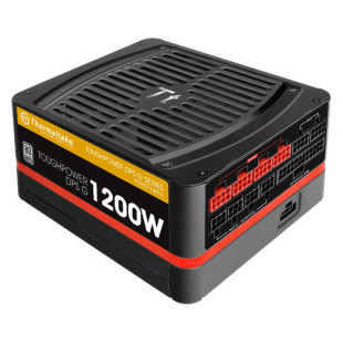 Thermaltake presents three new PSUs