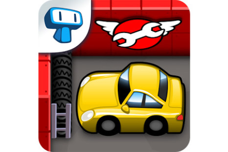 Tiny Auto Shop – Car Wash Game