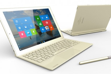 Toshiba debuts the dynaPad convertible notebook