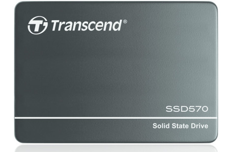 Transcend starts sales of SSD570 solid-state drives