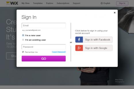 Wix.com: The top-of-the-line Website Builder