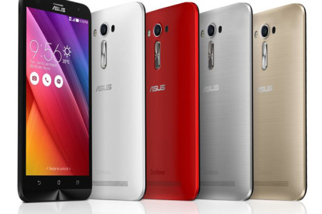 ASUS releases updated Zenfone 2 smartphone