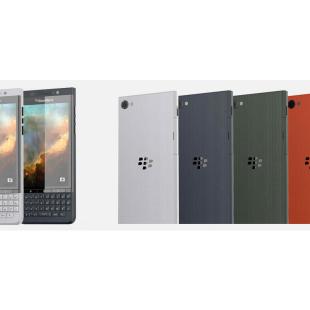 Leak describes next BlackBerry smartphone