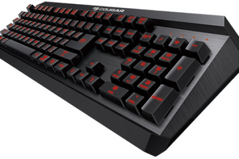 Cougar intros 450K gaming keyboard and mouse