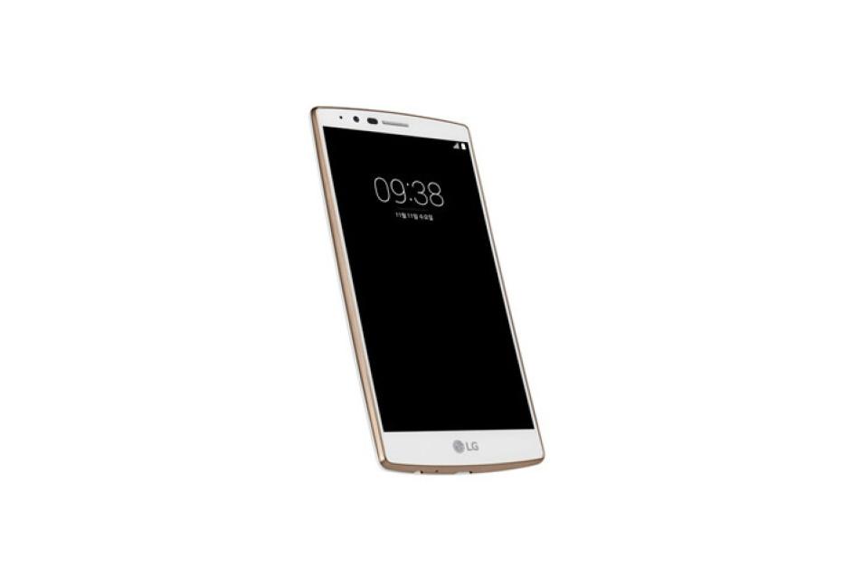 LG unveils G4 White Gold Edition smartphone