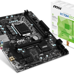 MSI announces Skylake generation ECO motherboards