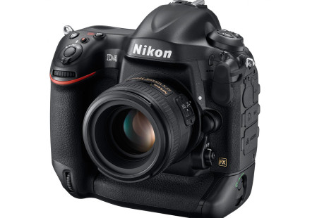Nikon works on D5 DSLR camera