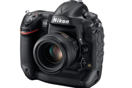 Nikon works on D5 DSLR camera