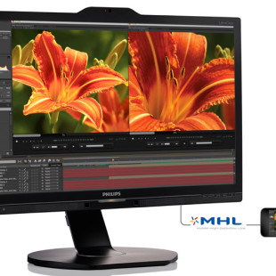 Philips announces new 4K UHD monitor