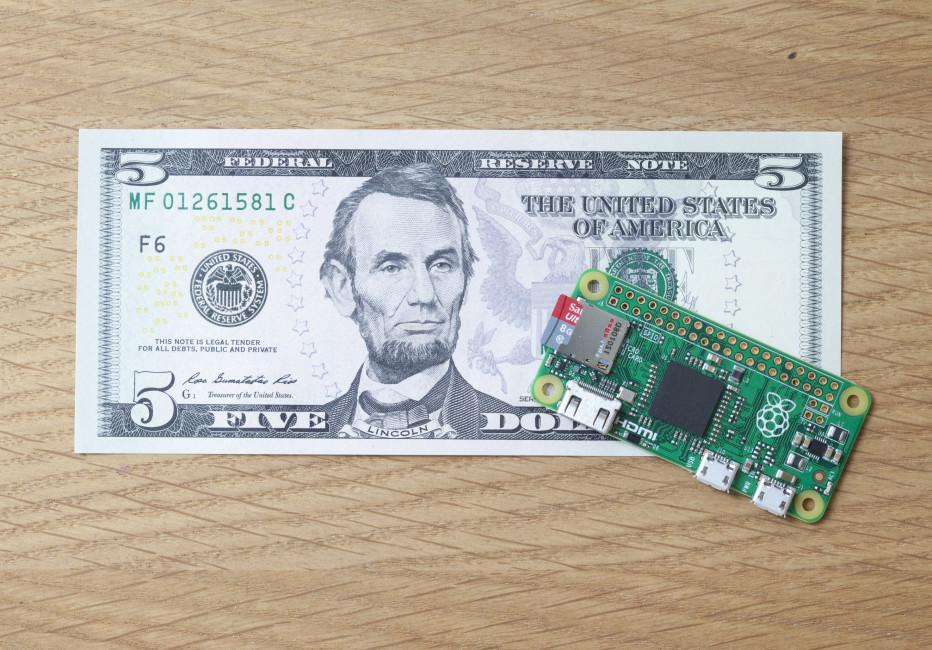 Raspberry Pi Foundation debuts the Zero computer