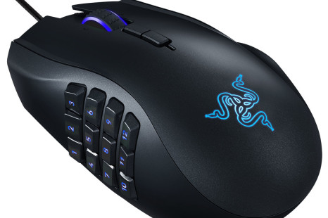 Razer updates its Naga gaming mouse