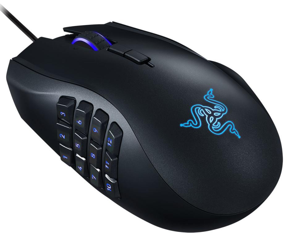 Razer updates its Naga gaming mouse