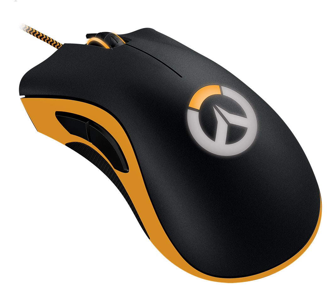 Razer Overwatch mouse