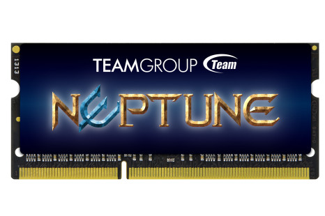 Team Group announces Neptune SO-DIMM gaming memory