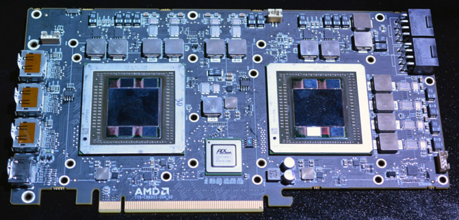 AMD delays dual-Fiji graphics card for next year