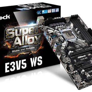 ASRock presents two new C232-based motherboards
