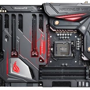 ASUS releases the Maximus VIII Formula LGA 1151 motherboard