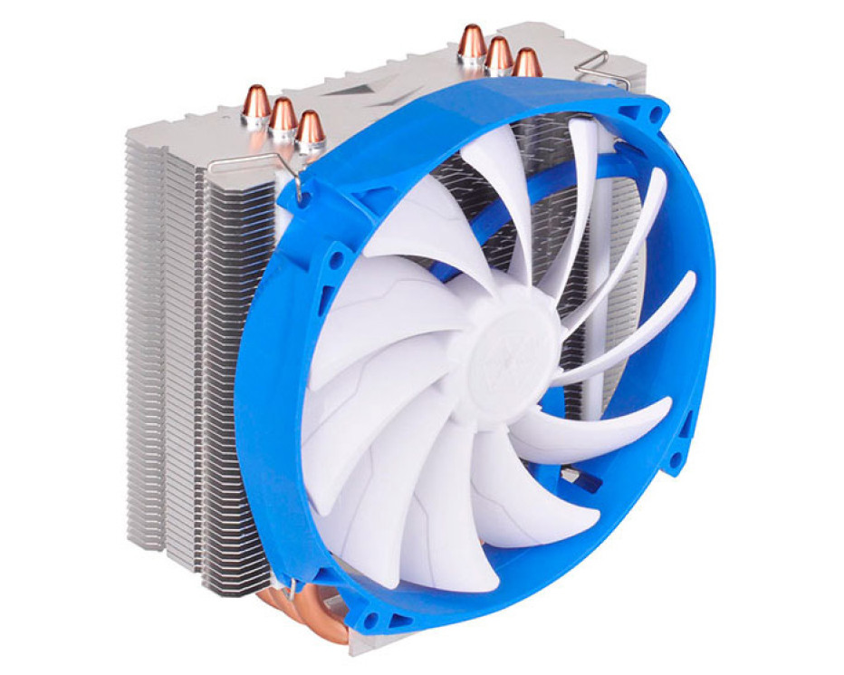 SilverStone finally releases the Argon AR07 and AR08 CPU coolers