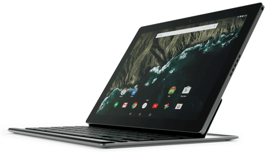 Google announces Chromebook Pixel C tablet
