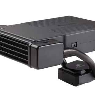 Corsair releases low profile liquid CPU cooler