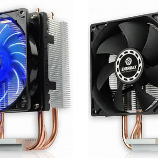 Enermax presents ETS-N300II CPU cooler for compact systems