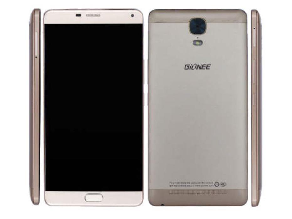 Gionee prepares M5 Plus smartphone