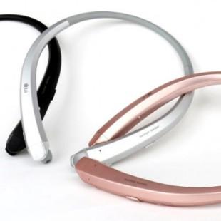 LG prepares Tone+ 2016 headset