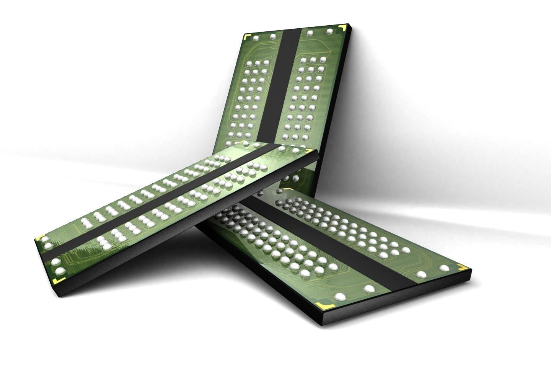 Micron GDDR5 memory