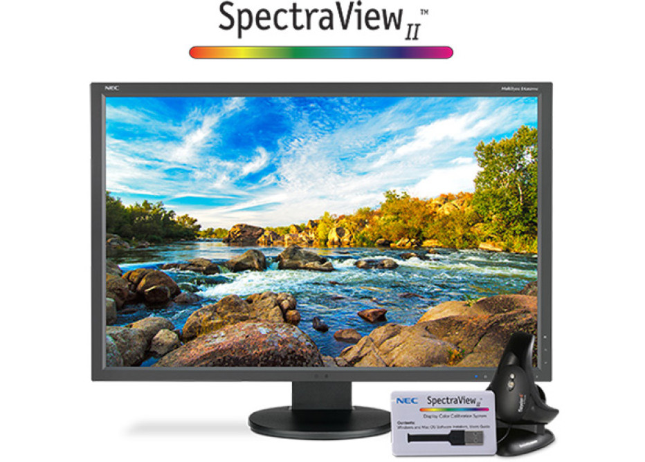 NEC announces two new MultiSync monitors