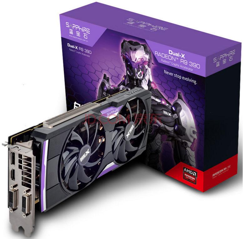 Radeon R9 390 4 GB