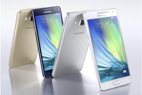 Samsung announces Galaxy A8 smartphone
