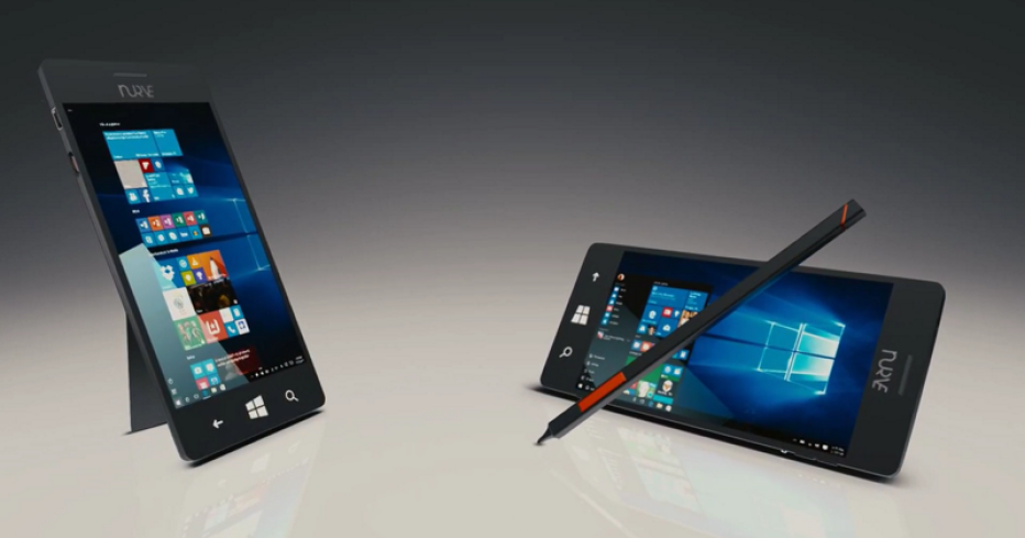 SyncPhone is the first smartphone with desktop Windows 10