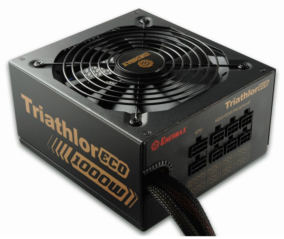 Enermax expands Triathlor Eco PSU line