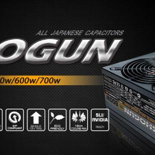 Xigmatek announces Shogun PSU line