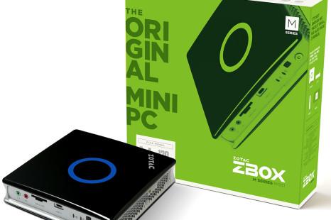 ZOTAC debuts the ZBOX MI551 compact desktop computer