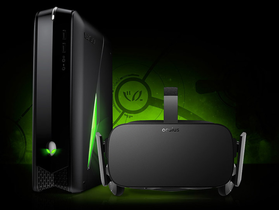 Alienware makes its X51 computer compatible with Oculus Rift