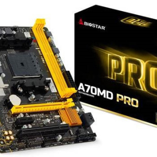 Biostar intros Pro Series FM2+ motherboards