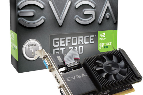 EVGA outs six GeForce GT 710 models