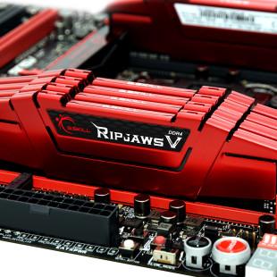 G.SKILL presents 128 GB DDR4-3000 memory kit