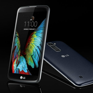 LG announces new K line of smartphones