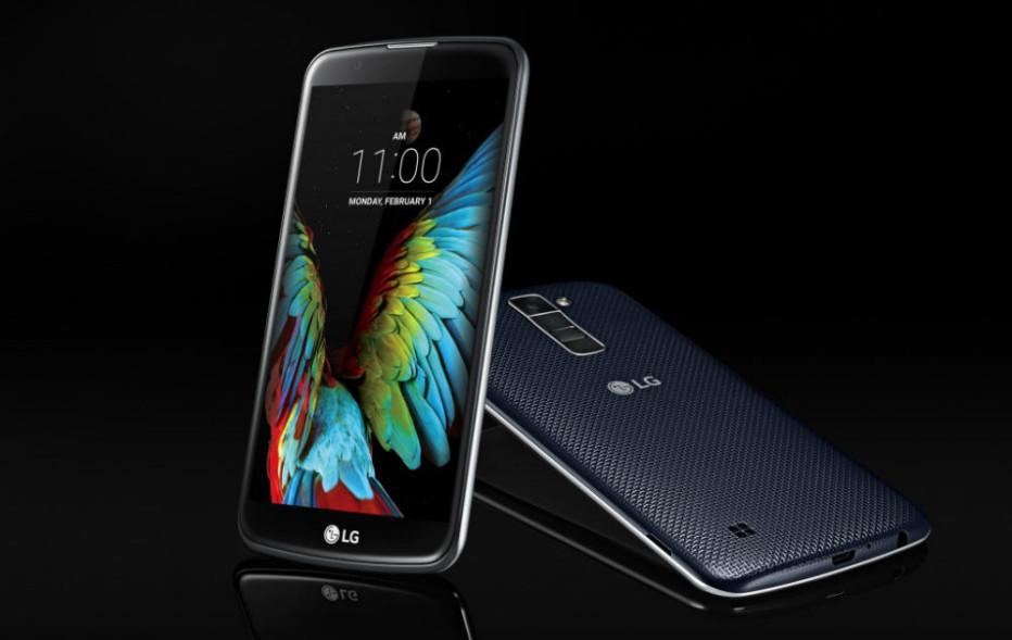 LG announces new K line of smartphones