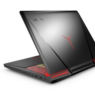 Lenovo debuts the Ideapad Y900 gaming notebook at CES 2016