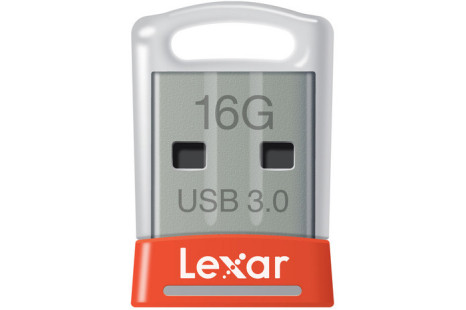 Lexar presents the JumpDrive S45 USB flash drive